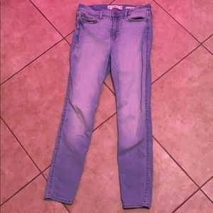 Hollister High Rise Jeggings Size 7S